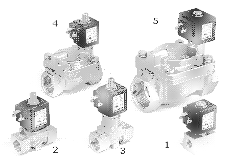 computer controlled air valves