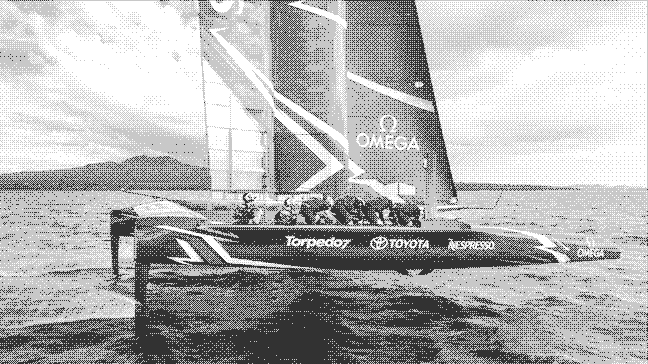 image emirates team sailing
